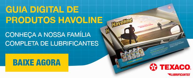 Guia de produtos Havoline Texaco
