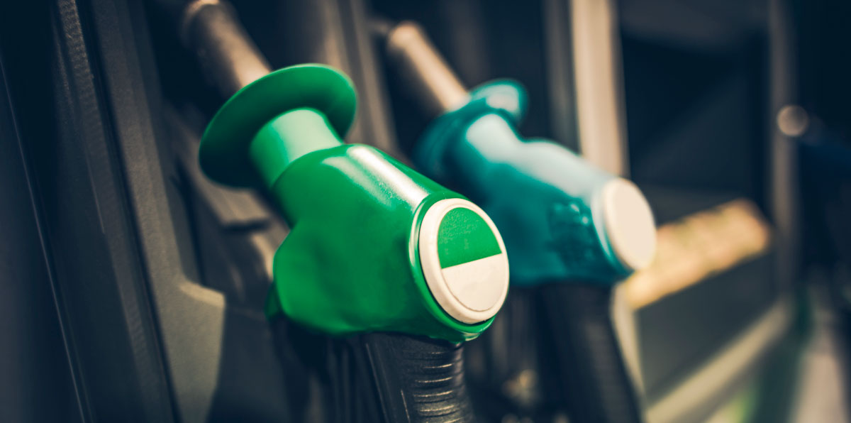 reduzir combustivel